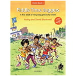 Oxford University Press Fiddle Time Joggers +CD