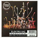 Dorazio 501ELS Elektro Saz Strings