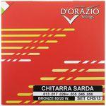 Dorazio CHS13 Chitarra Sarda Strings