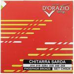 Dorazio CHS24 Chitarra Sarda Strings