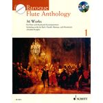 Schott Baroque Flute Anthology 1