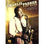 Hal Leonard Charlie Parker For Bass: