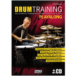 Hage Musikverlag Drum Training Playalong