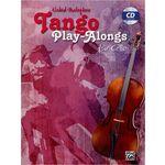 Alfred Music Publishing Tango Play Along: Cello