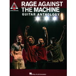 Hal Leonard Rage Against The Machine