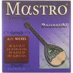 Mastro Bouzouki 8 Strings 011 NW