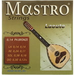 Mastro Greek Laouto 8 Strings 014 PB