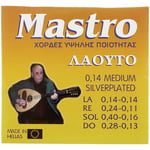 Mastro Greek Laouto 8 Strings SP