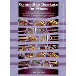 Carl Fischer Compatible Quartets Clar/Trum