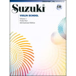 Alfred Music Publishing Suzuki Violin School Vol.1+CD