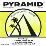 Pyramid Chicago Tuning Banjo Set
