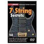 Music Sales Guitar Lessons: 7 String