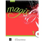 Universal Edition Magic Saxophone 1 T-Sax