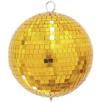 Eurolite Mirror Ball 20 cm gold