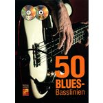 Play-Music Publishing 50 Blues-Basslinien