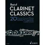 Schott Best Of Clarinet Classics