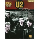Hal Leonard Drum Play-Along Vol.34 U2