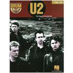 Hal Leonard Drum Play-Along Vol.34 U2
