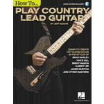 Hal Leonard Play Country Lead Guitar