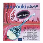Kampana Bouzouki Strings 8 Semi Light