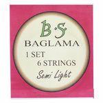 Kampana Baglama Strings 6 Semi Light