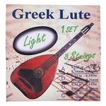 Kampana Laouto/Greek Lute Strings L