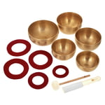 Meinl U-2950 Univ. Singing Bowl Set