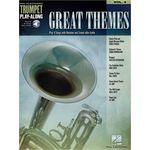 Hal Leonard Great Themes:Trumpet Play-Al.