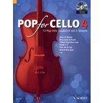 Schott Pop For Cello 4