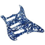 dAndrea ST-Pickguard Blue Swirl