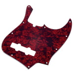 dAndrea JB-Pickguard Red Pearl