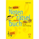 Edition Dux Kleine Notenrätsel Violin+Bass