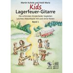 Acoustic Music Kids Lagerfeuer-Gitarre 1
