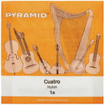 Pyramid Cuatro Nylon Strings a-d-f#-h