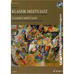 Schott Classics Meet Jazz (Flute)