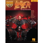Hal Leonard Drum Play-Along Slayer
