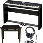 Casio PX-360 MBK Privia DeluxeBundle