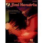 Hal Leonard Jimi Hendrix Signature Licks 2