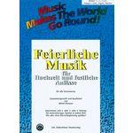 Siebenhüner Musikverlag Feierliche Musik Vol.1 Trombon
