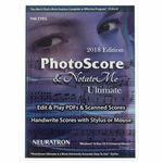 Neuratron PhotoScore & Notateme Ult 2018