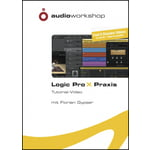 Audio Workshop Logic Pro X Praxis TutorialDVD