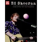 Hal Leonard Ed Sheeran For Easy Guitar