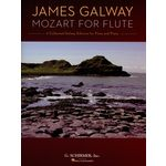 G. Schirmer Mozart For Flute
