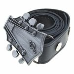 Rockys Belt Guitar Head Black 105