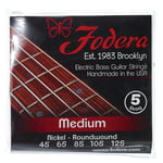 Fodera 5-String Set Medium NI