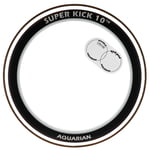 "Aquarian 20"" Super Kick 10 Bass Drum"