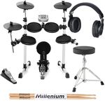 Millenium MPS-150 E-Drum Set Bundle