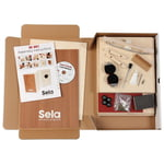 Sela SE 018 Snare Cajon Kit medium