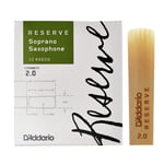 D'Addario Woodwinds Reserve 2,0 Soprano Saxophone