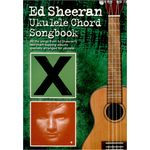 Wise Publications Ed Sheeran Ukulele Chord